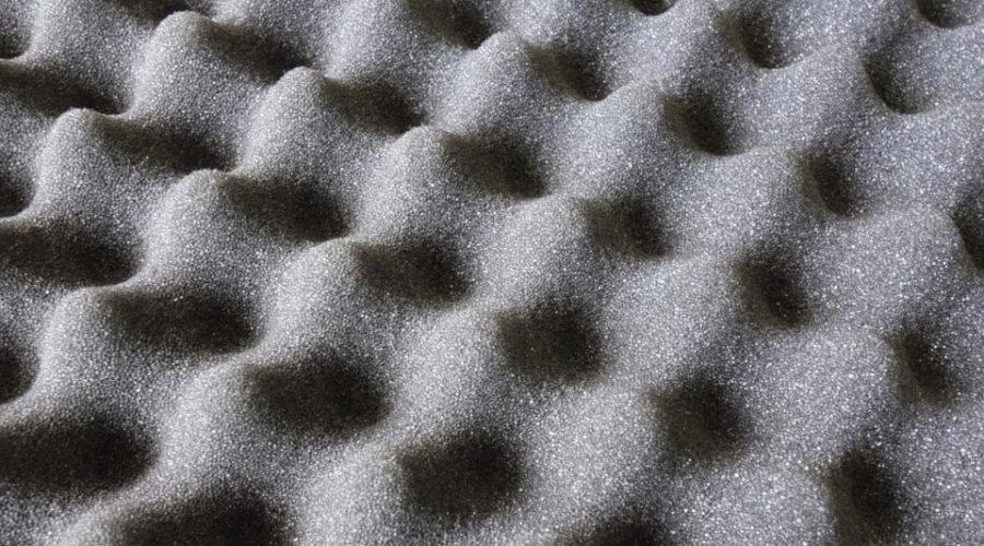 Schaumstoffauflagen für Matratzen